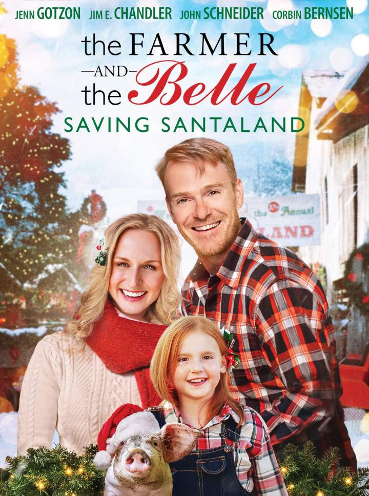 DOWNLOAD: The Farmer and the Belle: Saving Santaland (2020)