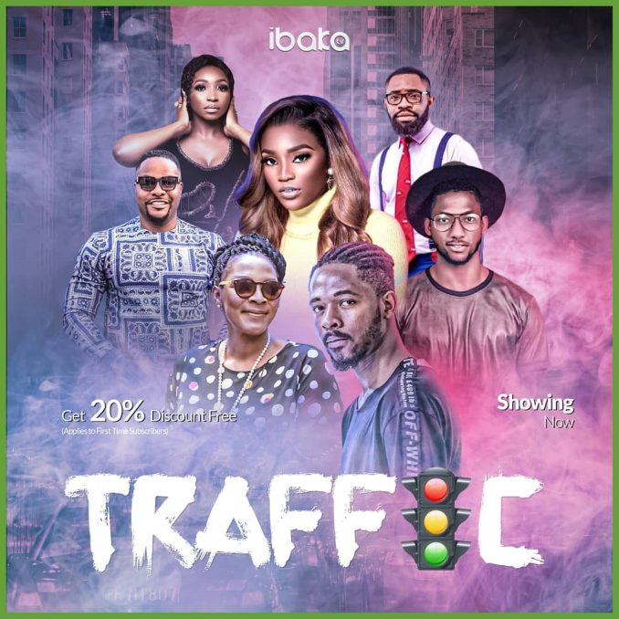 DOWNLOAD: Traffic NOLLYWOOD MOVIE