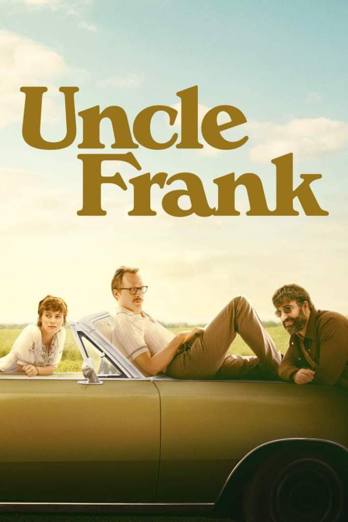 DOWNLOAD MOVIE: Uncle Frank (2020)