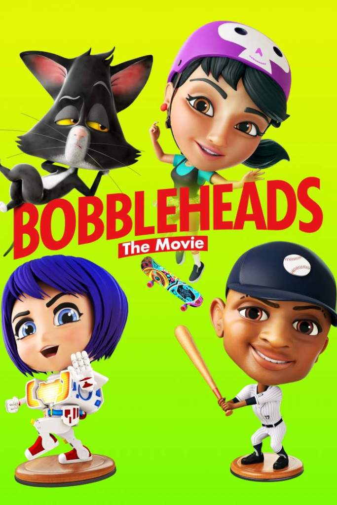 DOWNLOAD MOVIE: Bobbleheads: The Movie (2020)