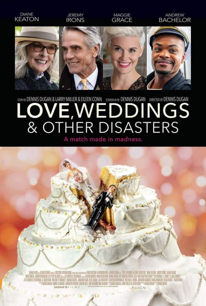 DOWNLOAD MOVIE: Love, Weddings & Other Disasters (2020)