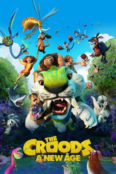 DOWNLOAD MOVIE: The Croods: A New Age (2020)
