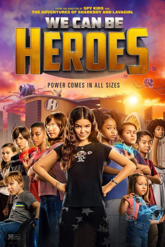 DOWNLOAD MOVIE: We Can Be Heroes (2020)