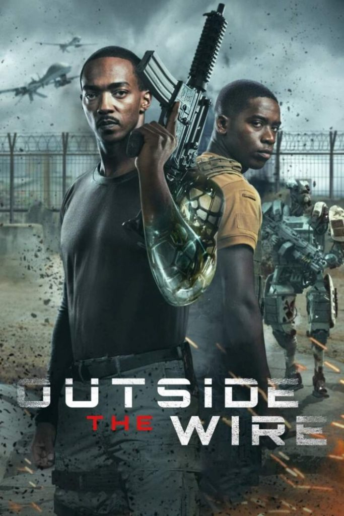 DOWNLOAD MOVIE: Outside the Wire (2021)