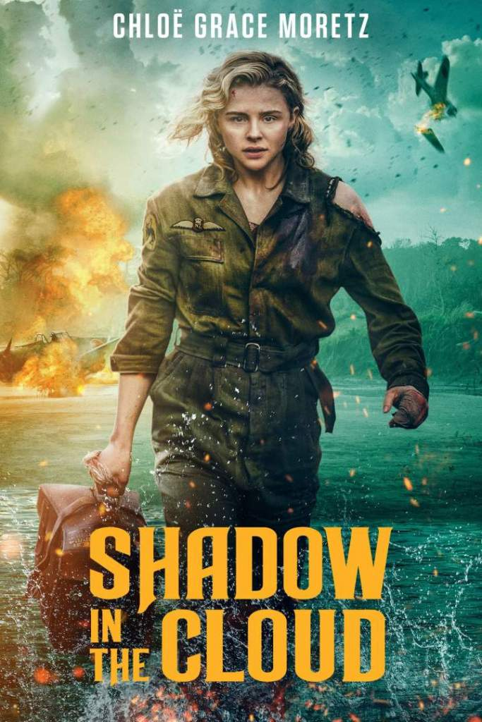 DOWNLOAD MOVIE: Shadow in the Cloud (2020)