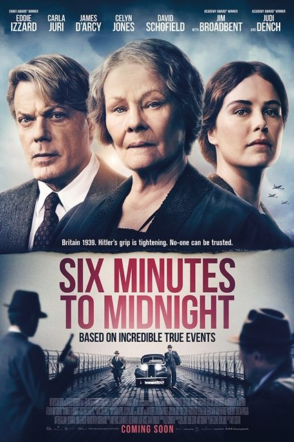 DOWNLOAD MOVIE: Six Minutes to Midnight (2020)