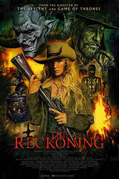 DOWNLOAD MOVIE: The Reckoning (2020)