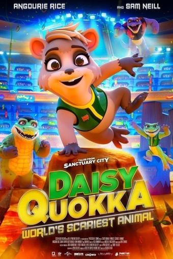 DOWNLOAD MOVIE: Daisy Quokka: World's Scariest Animal (2020)