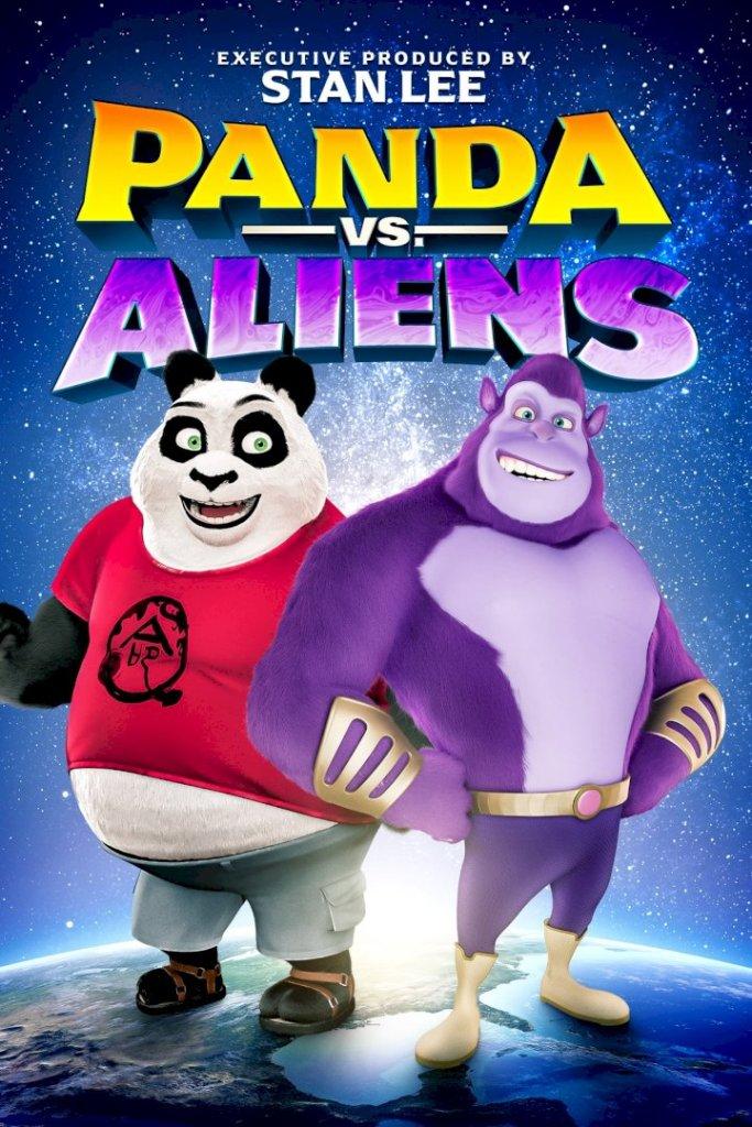 DOWNLOAD MOVIE: Panda vs. Aliens (2021)
