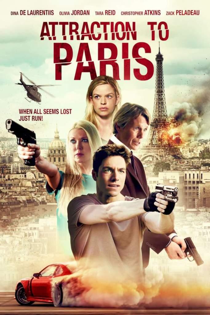 DOWNLOAD MOVIE: Attraction to Paris (2021)