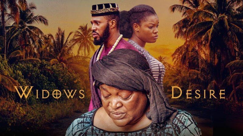 DOWNLOAD MOVIE: Widow's Desire