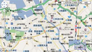 Google Map API for Flash