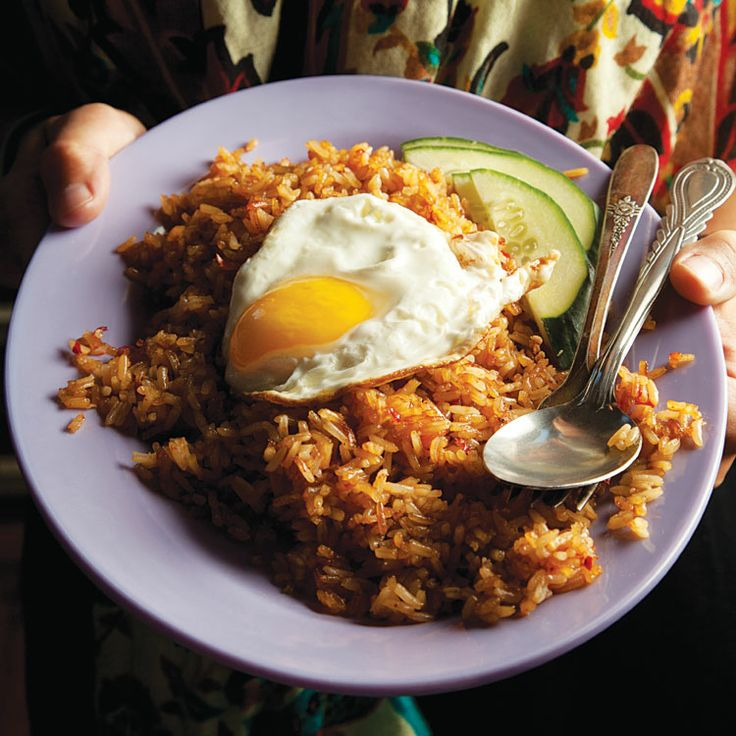 Traditional Nadi Goreng via Saveur.com