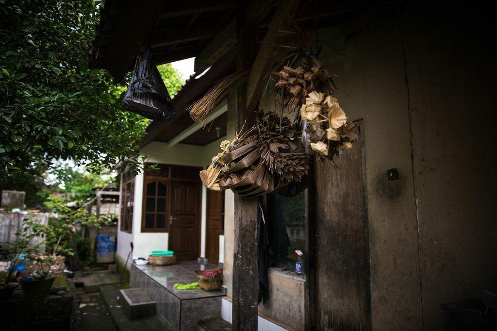 A local homestay in Ubud