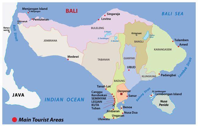 Bali-regencies-tourist-