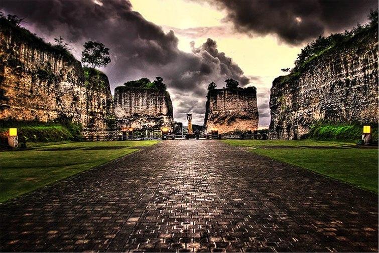 GWK Cultural Park Bali - Dreamfields Festival Bali