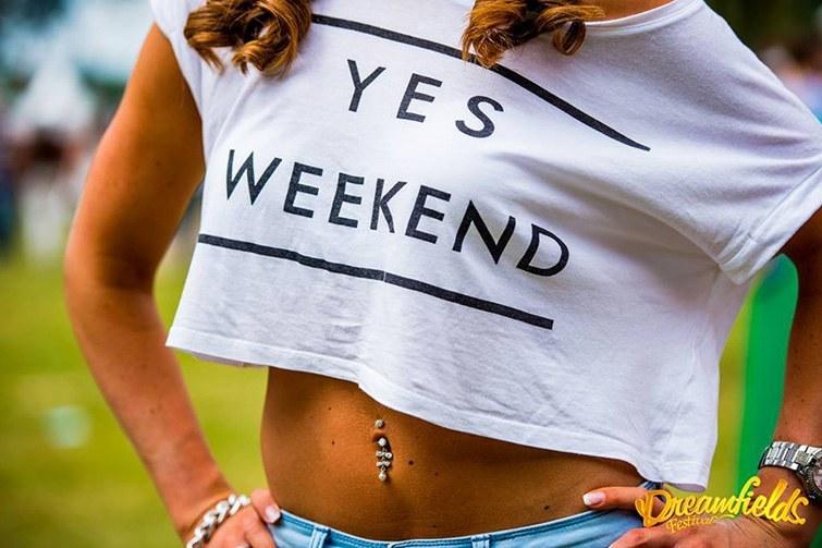 Yes Weekend on August 16 via Dreamfields Festival
