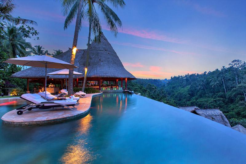 Luxury Hotels In Ubud 5 Star And Fabulously Fancy