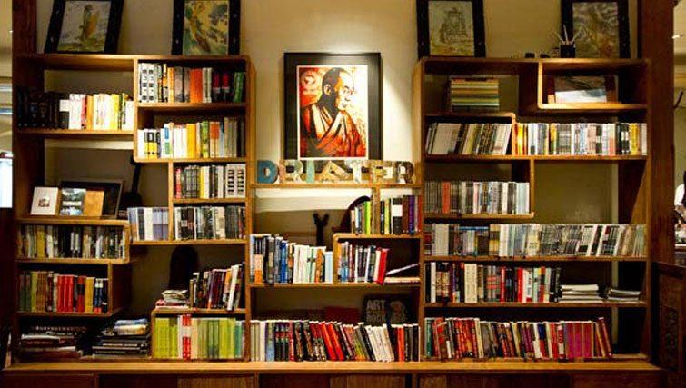 drifter surf store bookstore bali