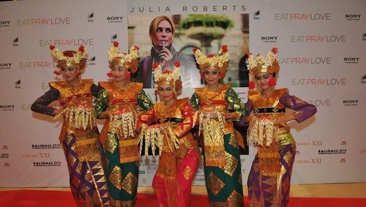Bali film festival 2014
