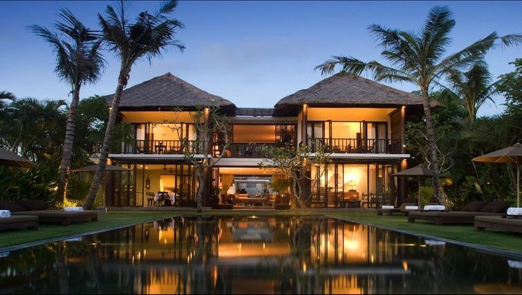 villa sankara for rent canggu bali