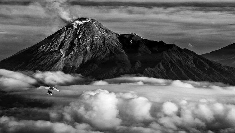 Mt. Merapi, DI Yogyakarta, Central Java