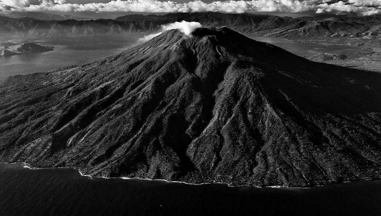 Mt. Ile Ape, Lembata, NTT