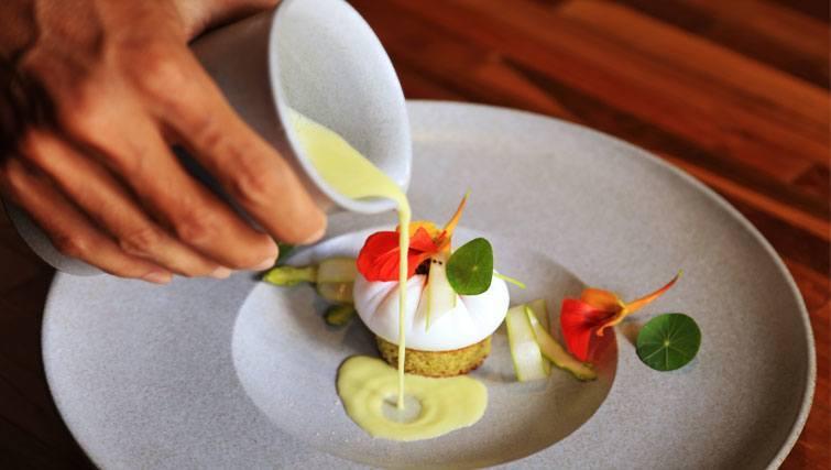 Locavore Bali food creation