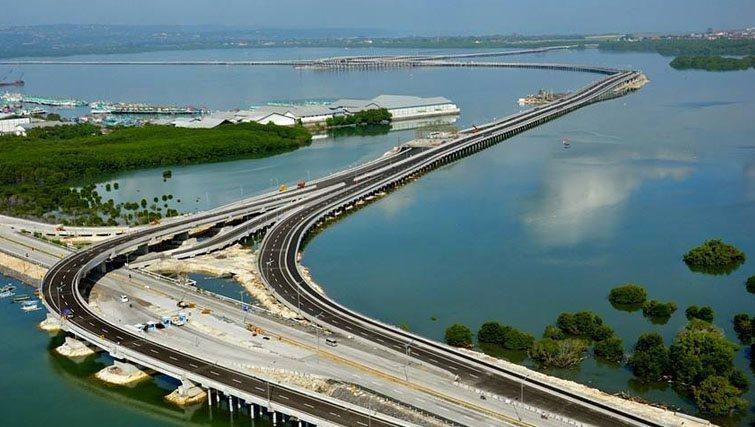 Mandara toll road Kuta