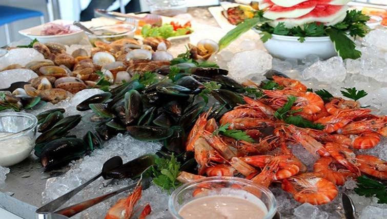 Sunday brunch at Feast Sheraton hotel Kuta