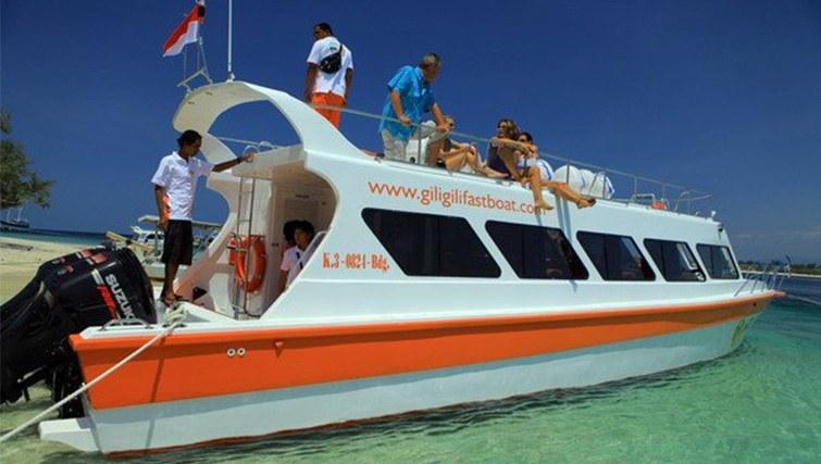fast boats to gili