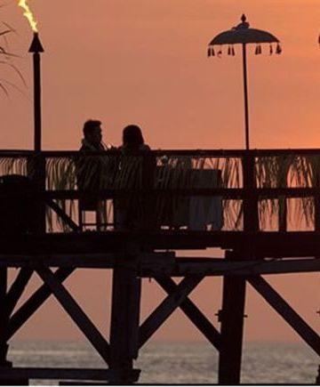 Romantic moments at Aynana Resort and Spa, Bali