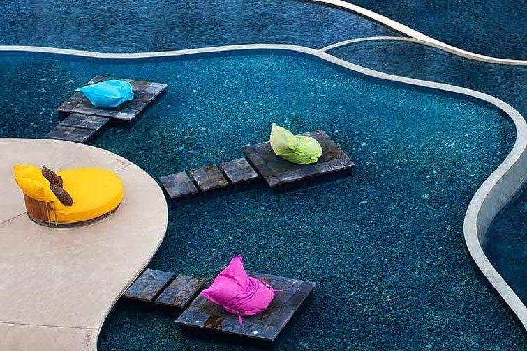 WET® pictured at W Bali Seminyak Retreat & Spa, Bali