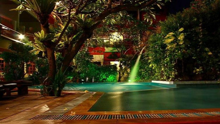 Green Garden Hotel in Bali