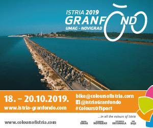 ISTRIA GRANFONDO BANNER DX