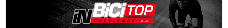 INBICI TOP CHALLENGE 2020 BLOG + NOTIZIE