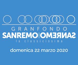 GRANFONDO SANREMO BANNER DX