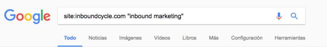 buscar contenidos relacionados en google