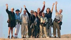 German travelers