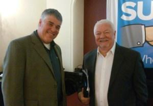 Uri Argov and Bob Gilbert