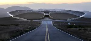 Virgin Galactic Spaceport (1)