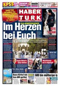Terrorist Attack Headline