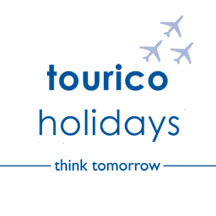 Tourico Holidays Logo