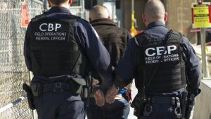 CBP interrogation