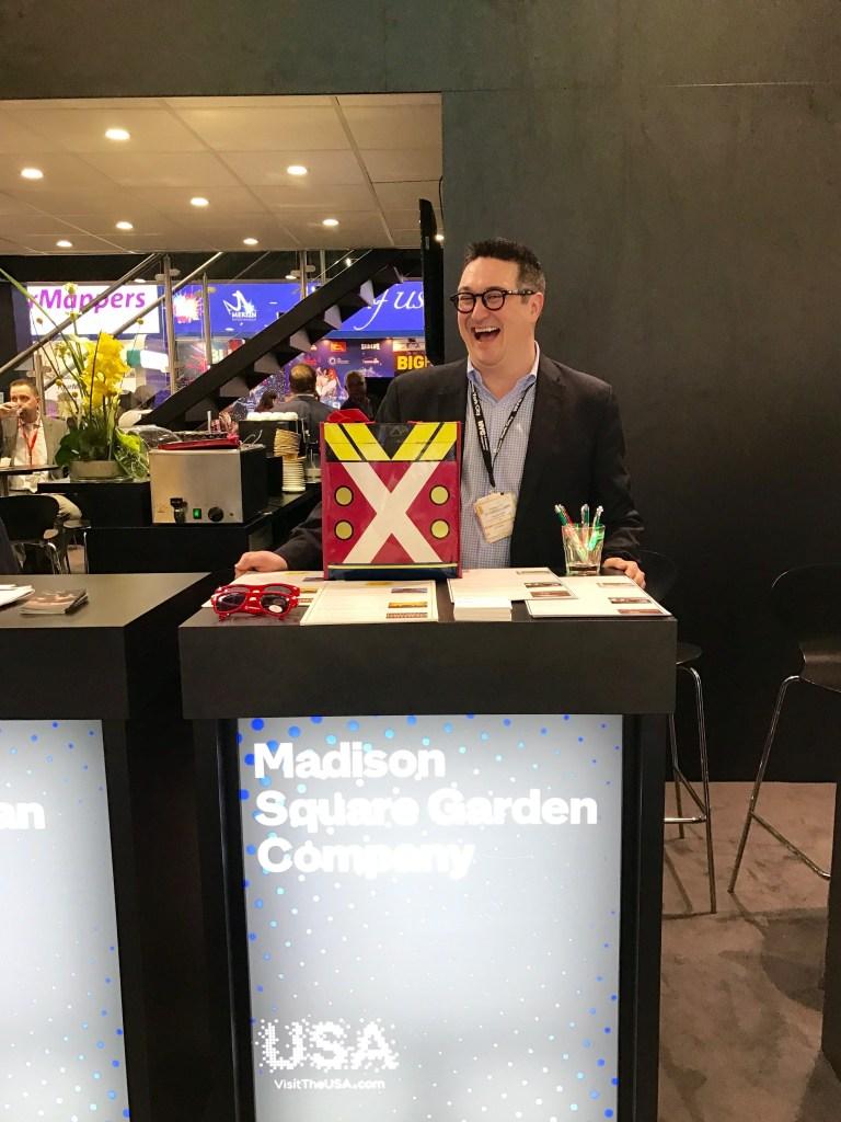 Benjamin Maddy, Madison Square Garden Company