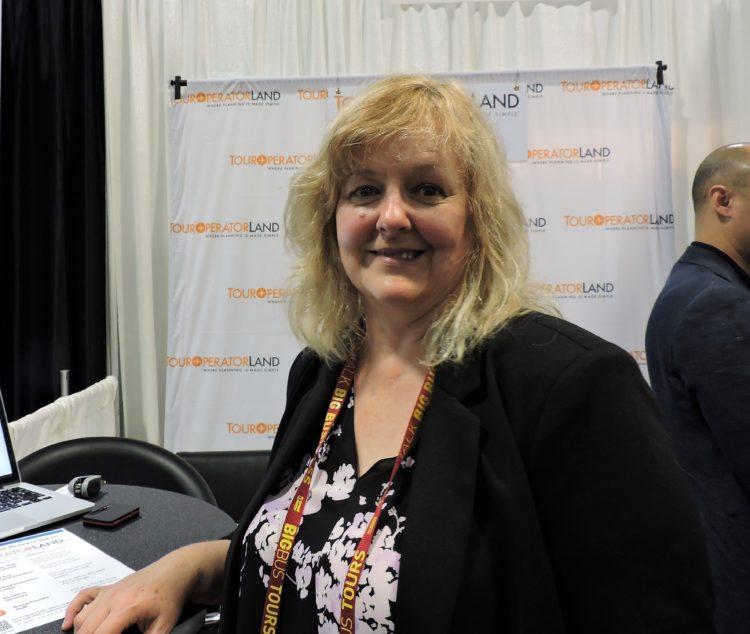 Janice Tozer, strategic account manager, Canada, USA West and Central, Hoteldo.com.