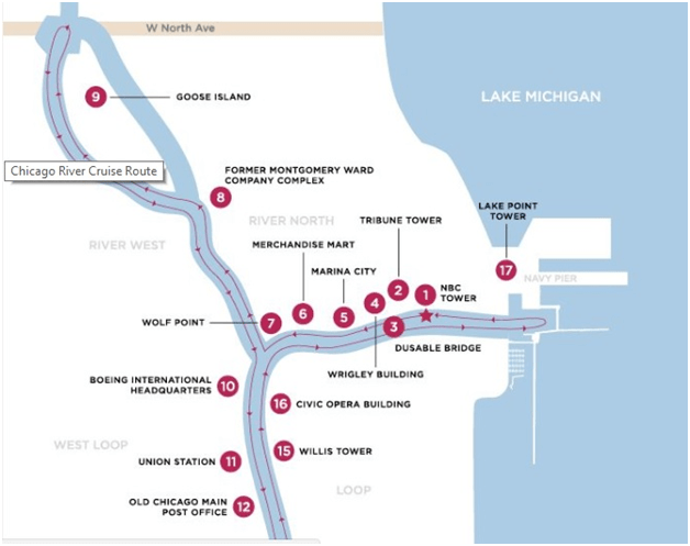 Odyssey\'s Chicago River Cruise Launches Late Summer