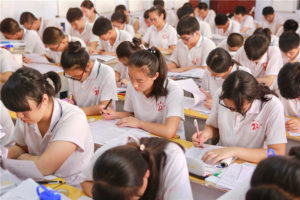 States Accepting China Exam Results to Admit Chinese Students in