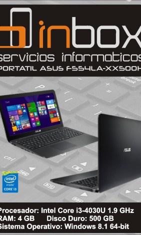 ASUS F554LA-XX500H