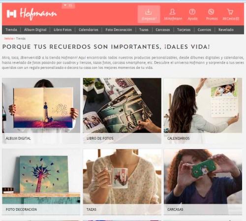 Pulse para abrir página oficial de Hofmann